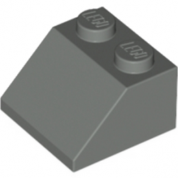 LEGO 4211054 TUILE 2X2/45° - DARK STONE GREY