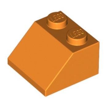 LEGO 4118828 TUILE 2X2/45° - ORANGE