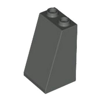 LEGO 4210696 -  TUILE 2X2X3/ 73 GR. - DARK STONE GREY