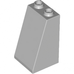 LEGO 4211684 TUILE 2X2X3/ 73 GR. - MEDIUM STONE GREY