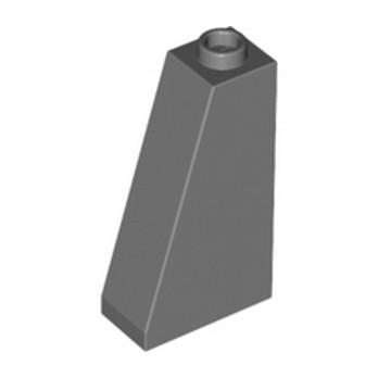 LEGO 4221745 TUILE 1X2X3/73° - DARK STONE GREY lego-4221745-tuile-1x2x373-dark-stone-grey ici :