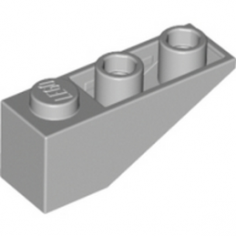 LEGO 4211489 TUILE 1X3/25° INV. - Medium Stone Grey