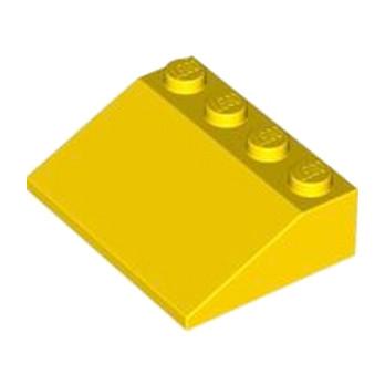LEGO 329724 - Tuile 3X4/25° - Jaune
