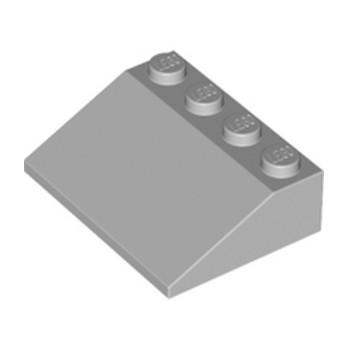 LEGO 4211420 ROOF TILE 3X4/25° - Medium Stone Grey