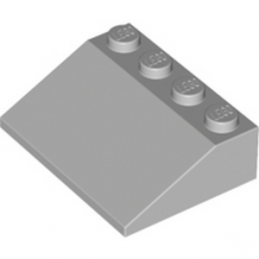 LEGO 4211420 ROOF TILE 3X4/25° - Medium Stone Grey