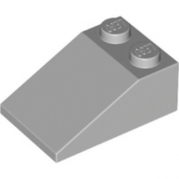 LEGO 4211421 TUILE 2X3/25° - MEDIUM STONE GREY