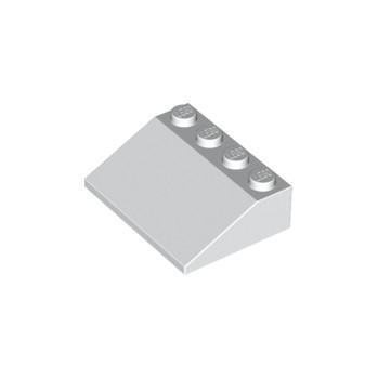 LEGO 329701 ROOF TILE 3X4/25° - BLANC lego-329701-tuile-3x425-blanc ici :