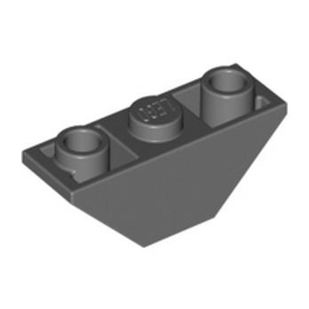 LEGO 4651871 DOUB. INVERT.ROOF TILE 1X3/45° - DARK STONE GREY