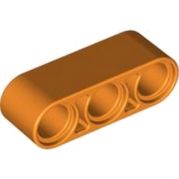 LEGO 4154621- TECHNIC 3M BEAM - ORANGE