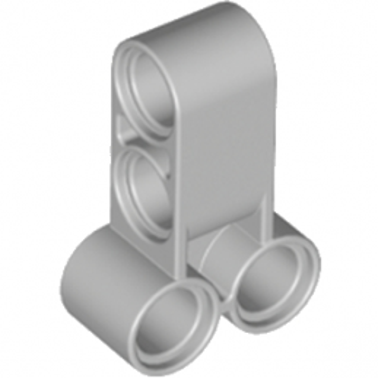 LEGO 4211714 TECHNIC CROSSBLOCK 2X3 - Medium Stone Grey