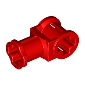 LEGO 6344178 CATCH W. CROSS HOLE - RED lego-6344178-catch-w-cross-hole-red ici :