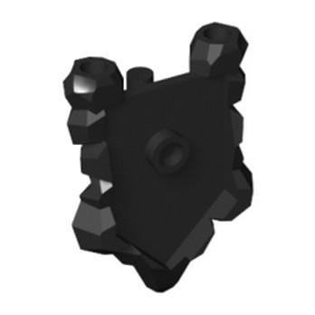 LEGO 6135542 BOUCLIER NEXO KNIGHT - NOIR