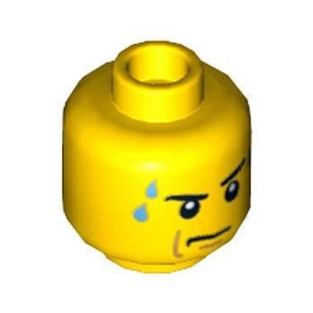LEGO 4654328 TETE HOMME