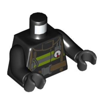 LEGO 6143834 TORSE POMPIER