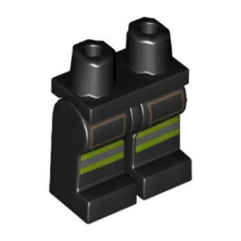 LEGO 6143335 JAMBE IMPRIME - POMPIER