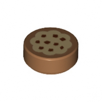 LEGO 6055384 ROND 1X1 - IMPRIME