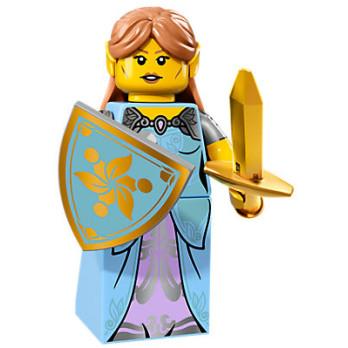 Mini Figurine Lego® Série 17 -l'elfe