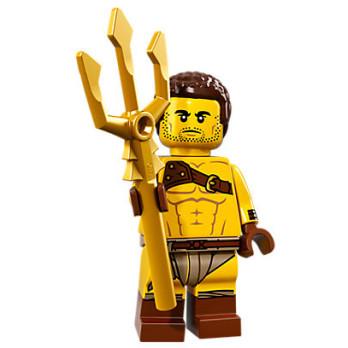 Mini Figurine Lego® Série 17 - le gladiateur romain