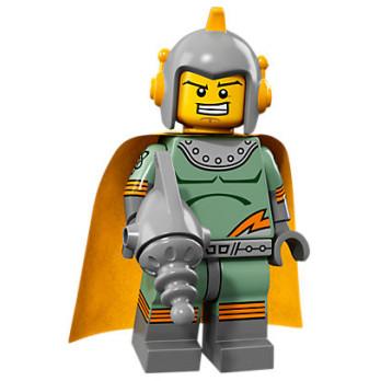 Mini Figurine Lego® Série 17 - le héros spatial rétro