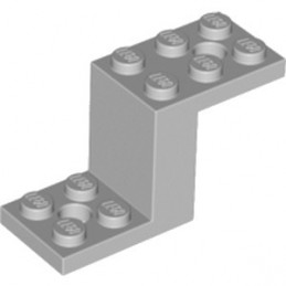 LEGO 4258455 BOTTOM 2X5X2 13 - MEDIUM STONE GREY