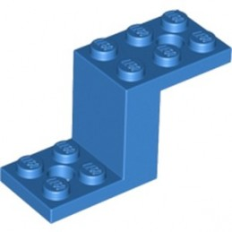 LEGO 6012982 BOTTOM 2X5X2 1/3 - BLEU
