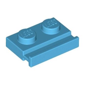 LEGO 6145412 PLATE 1X2 - DARK AZUR