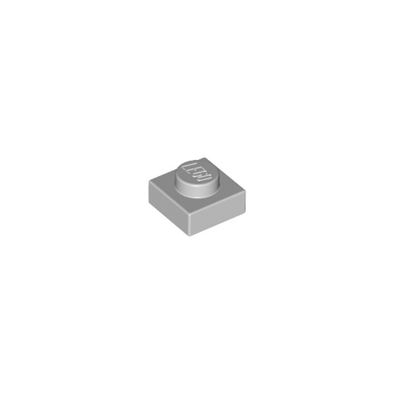LEGO 4211399 PLATE 1X1 - MEDIUM STONE GREY
