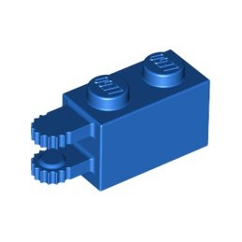 6131690 - BRICK 1X2 FRIC/FORK HORIZ.END - BLEU lego-6131690-brique-1x2-fricfork-horizend-bleu ici :