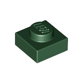 LEGO 4245579  PLATE 1X1 - EARTH GREEN lego-6055169-plate-1x1-earth-green ici :