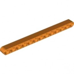 LEGO 4629802 - TECHNIC 13M BEAM - Orange