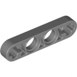 LEGO 4210749  LEVER 1X4, WITHOUT NOTCH - DARK STONE GREY