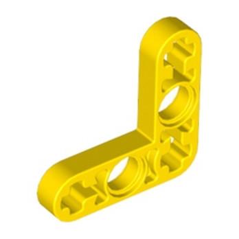 LEGO 4112289 TECHNIC LEVER 3X3M, 90° - JAUNE