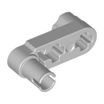LEGO 6331859 2X1X3 STEERING KNUCKLE ARM - MEDIUM STONE GREY