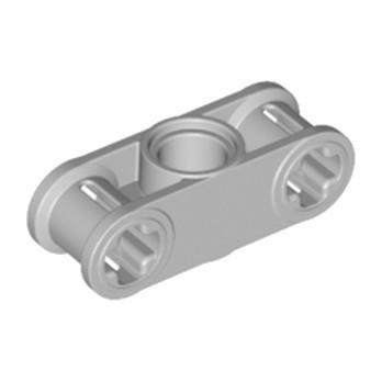 LEGO 4211621 DOUBLE CROSS BLOCK - MEDIUM STONE GREY lego-6276969-double-cross-block-medium-stone-grey ici :