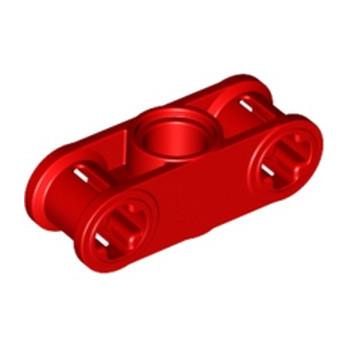 LEGO 4128598 DOUBLE CROSS BLOCK - ROUGE