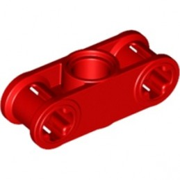 LEGO 4128598  DOUBLE CROSS BLOCK - ROUGE