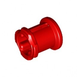 LEGO 6271820 BUSH FOR CROSS AXLE - RED lego-6271820-bush-for-cross-axle-red ici :