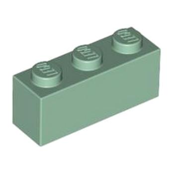 LEGO 3622151 BRIQUE 1X3 - SAND GREEN