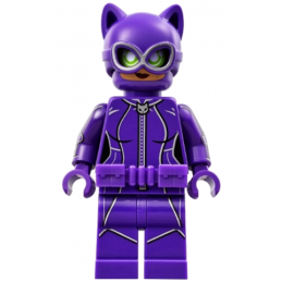 Mini Figurine Lego® The Batman Movie - Catwoman