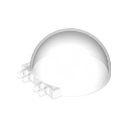 LEGO 4624369 DOME 47.84  - TRANSPARENT