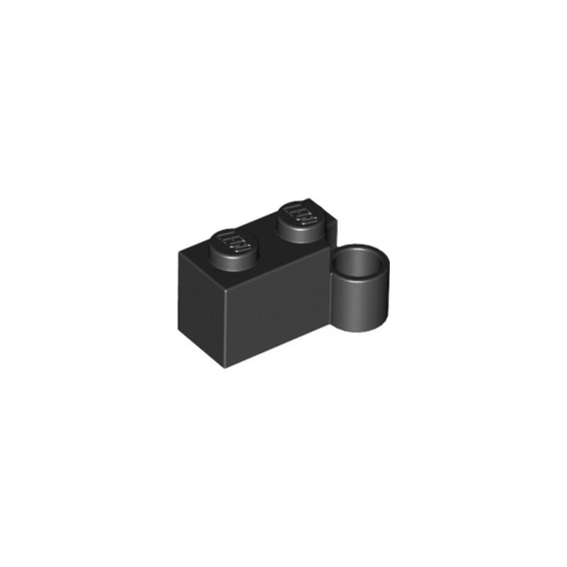 303026 LEGO plaque 4 x 10 Noir 2 pièces