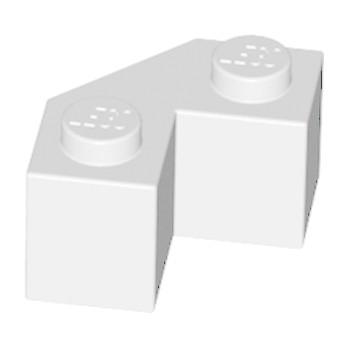 LEGO 6137926 BRIQUE 2X2 ANGLE 45° - BLANC lego-6137926-brique-2x2-angle-45-blanc ici :