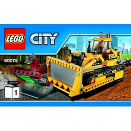 Notice / Instruction Lego City 60074