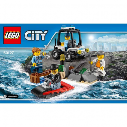 Notice / Instruction Lego City 60127