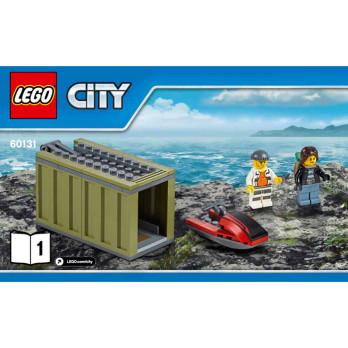 Notice / Instruction Lego City 60131