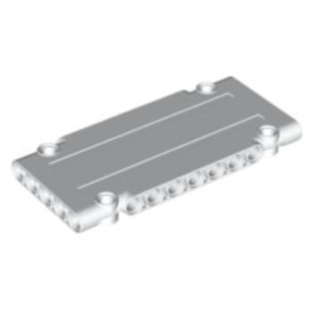 LEGO 6004135 -  Technic Flat Panel 5 x 11 - Blanc