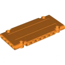 LEGO 4580014 -  Technic Flat Panel 5 x 11 - Orange