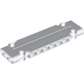 LEGO 6055627 -  Technic Flat Panel 3 x 11 - Blanc