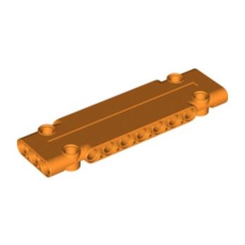 LEGO 6339023 TECHNIC FLAT PANEL 3X11 - ORANGE