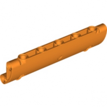 LEGO 4580022 -  Technic Shell 3x11x2 Ø 4.85 08   - Orange